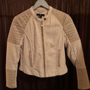 Very cute textured jacket